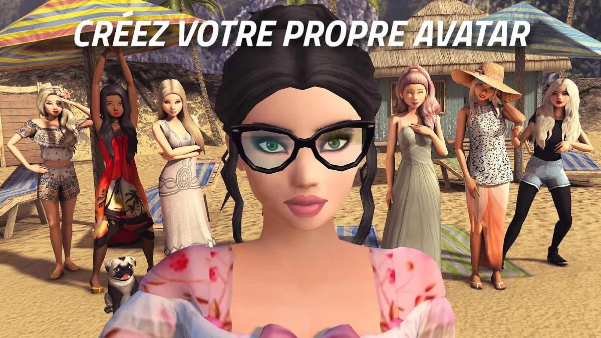 Avakin Life - Monde virtuel en 3D
