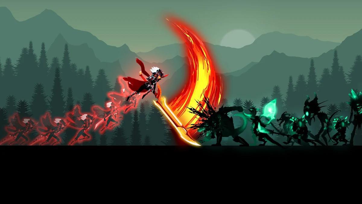 Stickman Legends: Shadow Fight - Offline Games DB