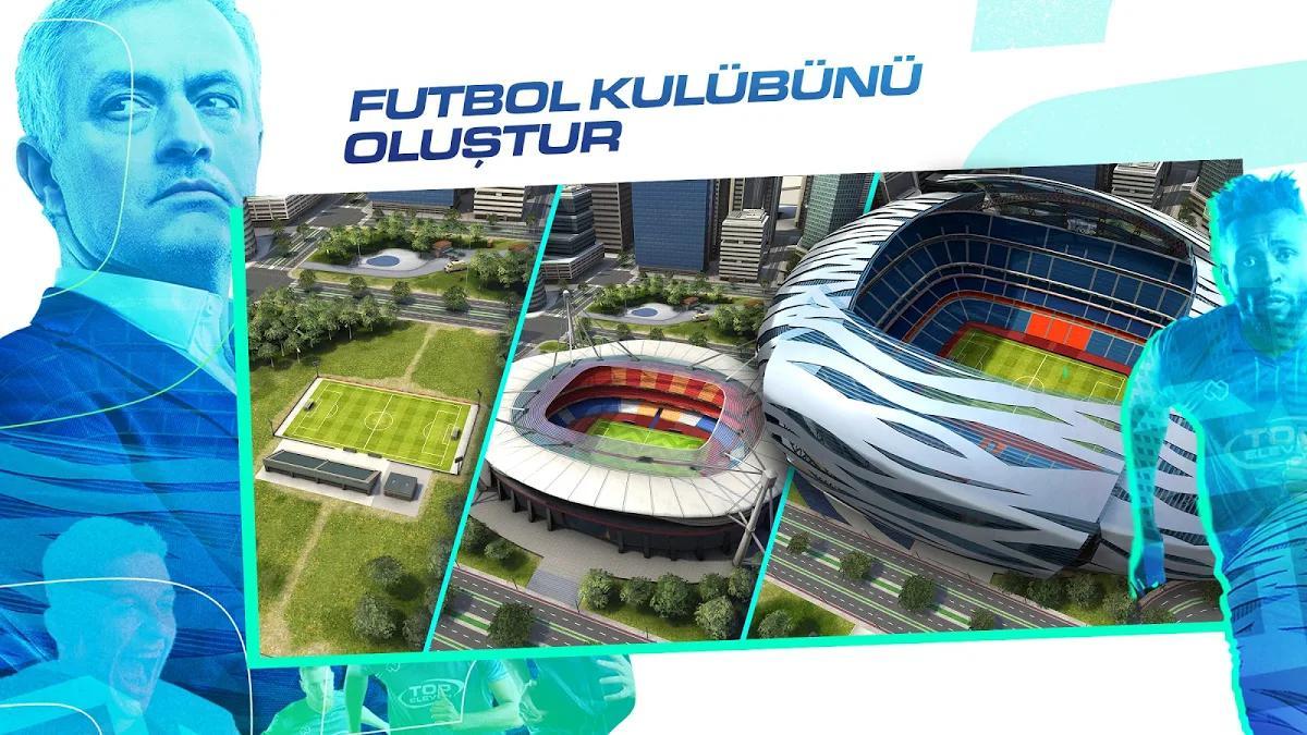Top Eleven 2021: Futbol Menajeri Ol