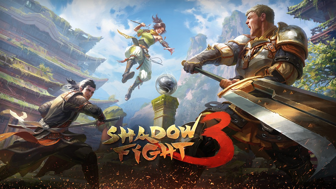 Shadow Fight 3 - RPG fighting game
