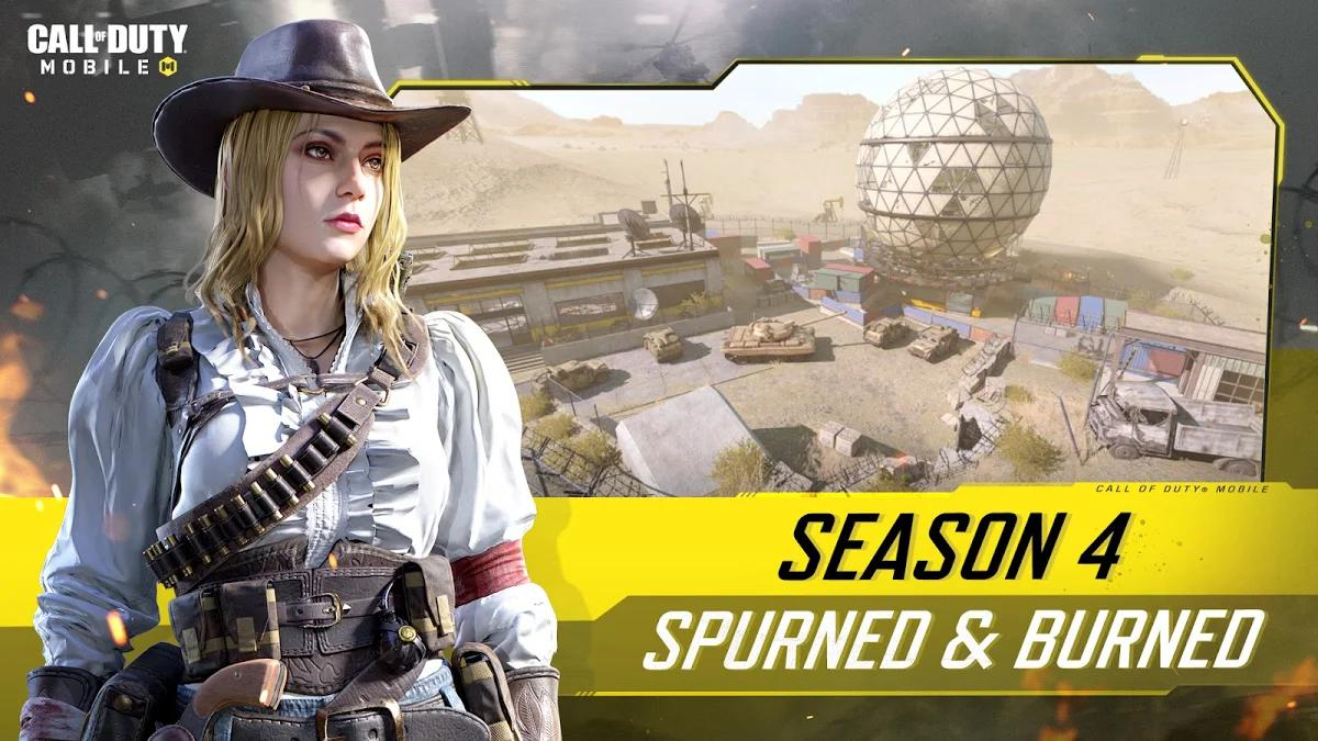 Call of Duty®: Mobile - Season 4: Spurned & Burned