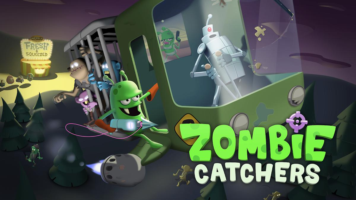 Zombie Catchers 🧟
