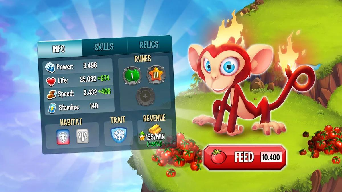 Monster Legends: Breed and Collect