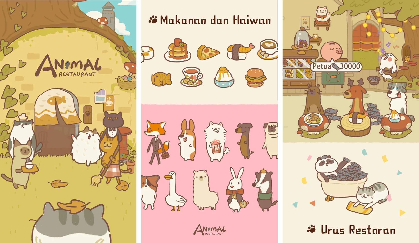 Restoran Haiwan - Animal Restaurant