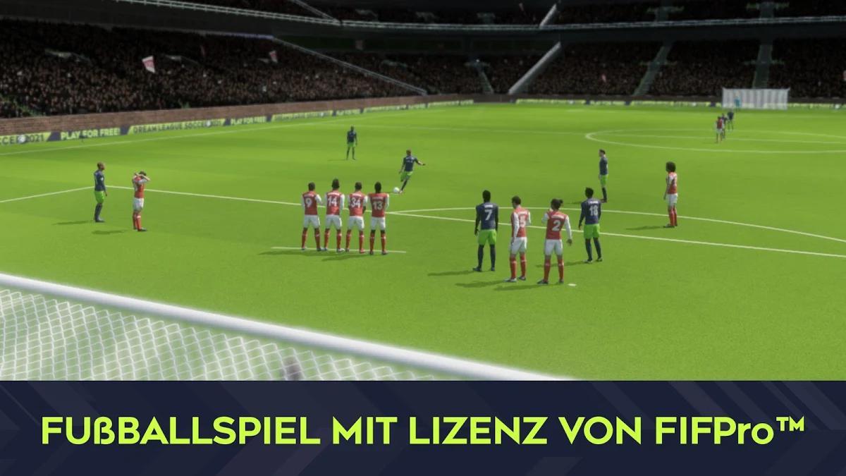 Dream League Soccer 2021