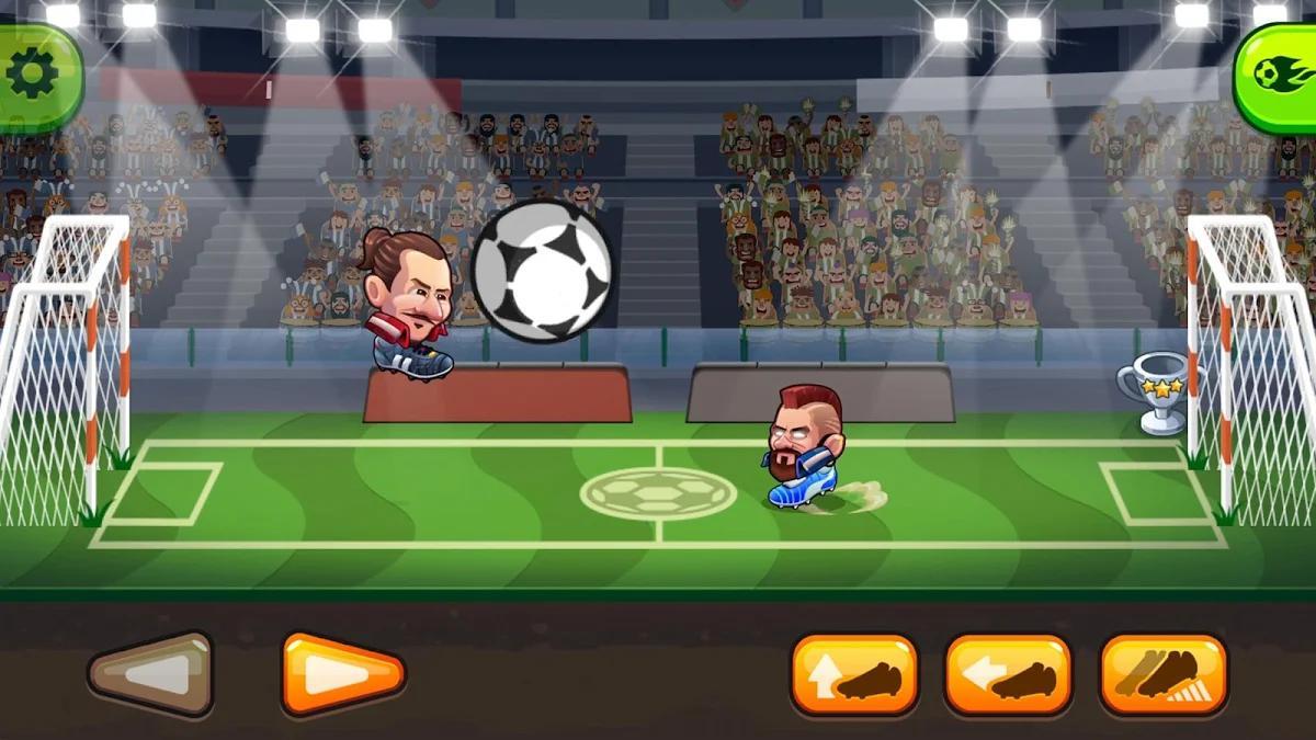 Head Ball - Online-Fußballspiel