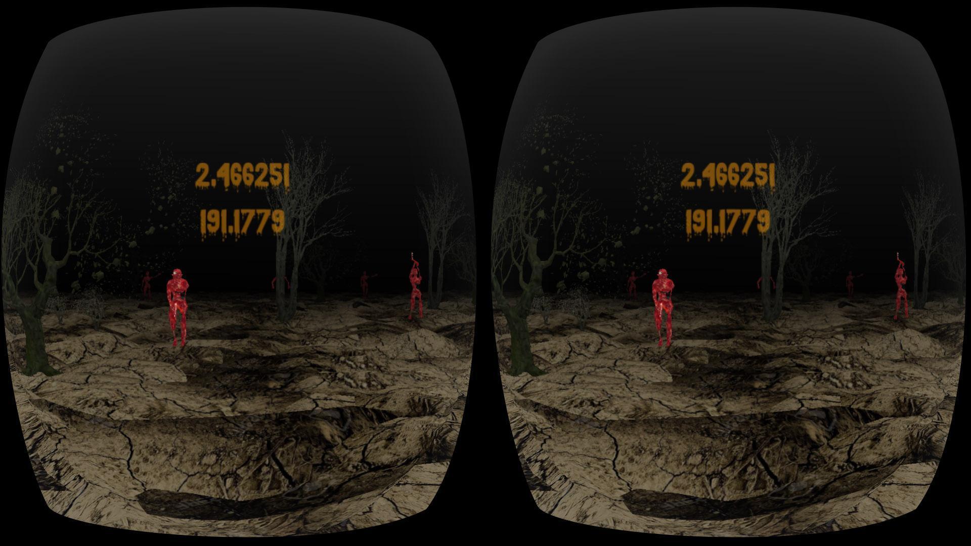 VR Zombie Runner 2 تصوير الشاشة