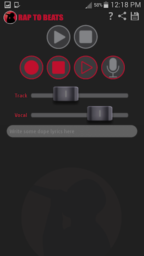 Rap To Beats screenshot 1