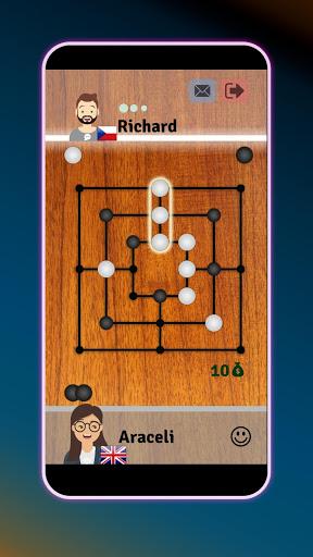 Mills | Nine Men's Morris - Free online board game screenshot 8