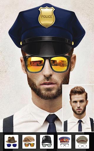 Beard Man - لحية محرر الصور, تعديل الصور 12 تصوير الشاشة