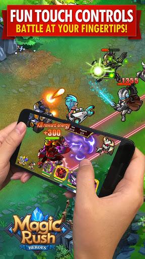Magic Rush: Heroes 13 تصوير الشاشة