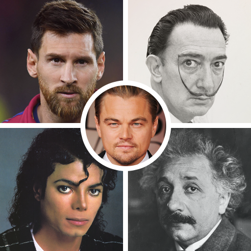 Guess Famous People — Quiz and Game أيقونة