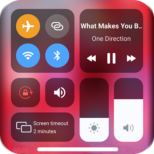 Control Center IOS 13 - Screen Recorder icon