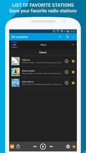 Radio Online - PCRADIO screenshot 6