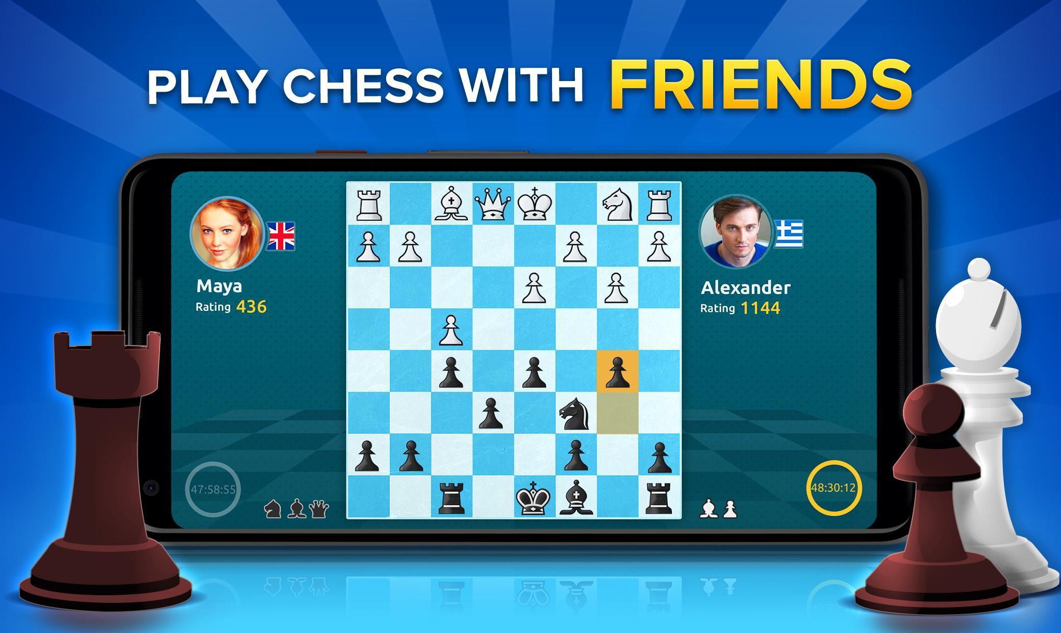Chess Stars - Play Online screenshot 7