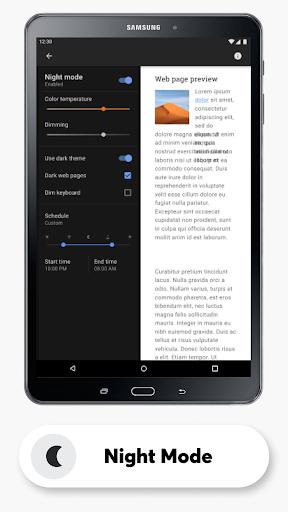 Opera Browser: Fast & Private screenshot 18