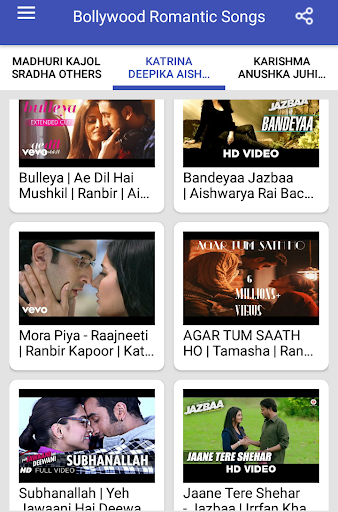 Bollywood Romantic Songs : Hindi Love Songs screenshot 21