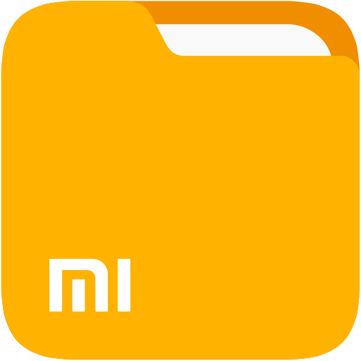 Mi File Manager - free and easily أيقونة