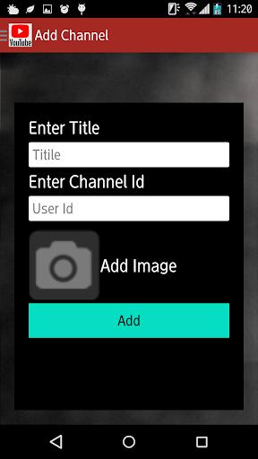 Vid Manager 1.1 screenshot 1