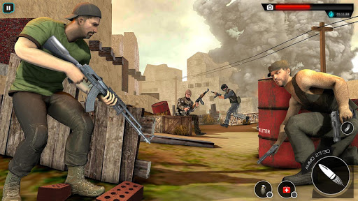 Cover Strike Fire Shooter: Action Shooting Game 3D screenshot 14
