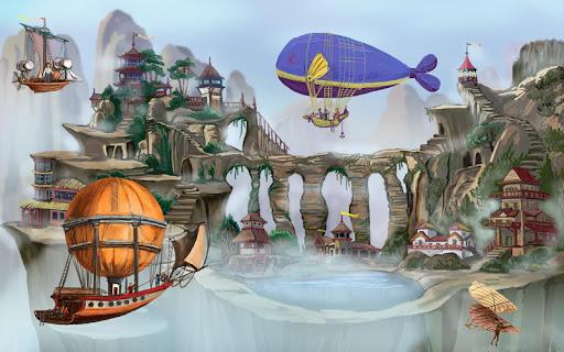 Flying World Live Wallpaper 10 تصوير الشاشة