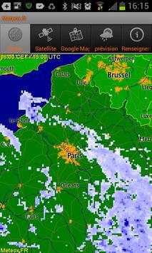 Meteox.fr 5 تصوير الشاشة