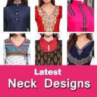 Churidar Neck Designs on APKTom