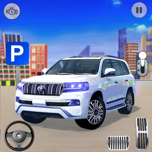 Prado Car Driving games 2020 - Free Car Games icon