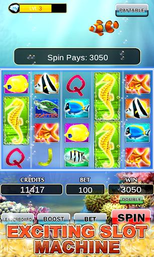 Slot Machine: Fish Slots screenshot 2