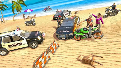 Theft Bike Drift Racing screenshot 3