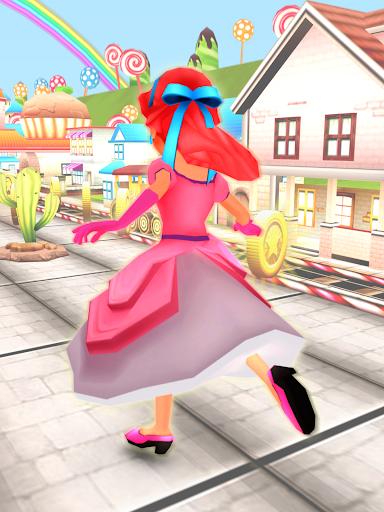 Princess Run Game 15 تصوير الشاشة