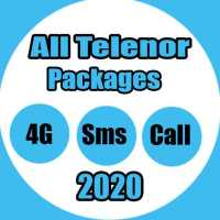 Telenor Internet Call Sms All Packages 2021 on APKTom