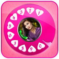 My Photo Old Phone Dialer on 9Apps