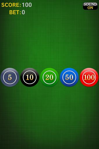 Poker [card game] 5 تصوير الشاشة