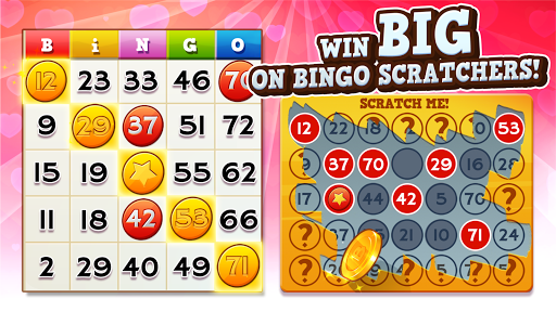 Bingo Pop - Live Multiplayer Bingo Games for Free 5 تصوير الشاشة