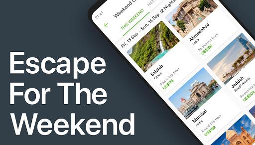 Wego Flights, Hotels, Travel Deals Booking App screenshot 8