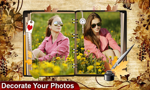 Photobook Photo Editor – Dual Frames Photo Collage screenshot 7