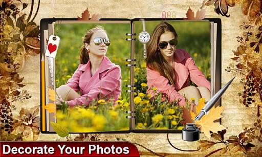 Photobook Photo Editor – Dual Frames Photo Collage screenshot 7