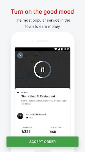 Pathao Drive screenshot 4