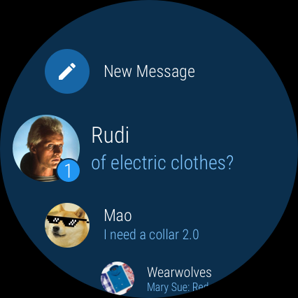 Telegram screenshot 8