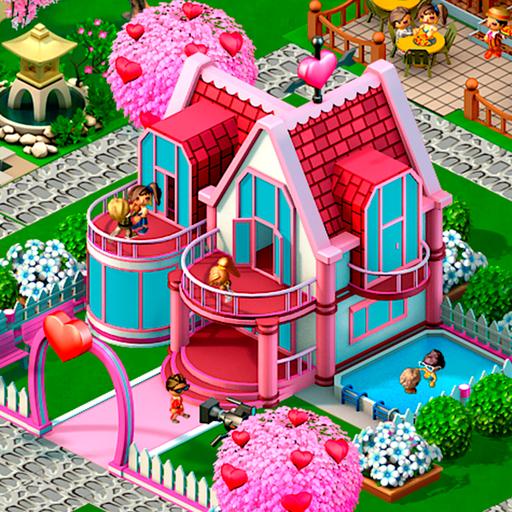 ikon SuperCity: Building game