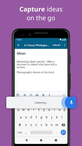 WordPress screenshot 7