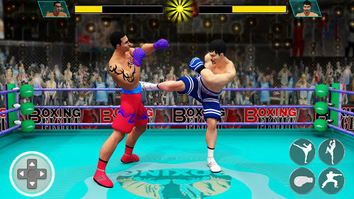 Real Punch Boxing Games: Kickboxing Super Star screenshot 6