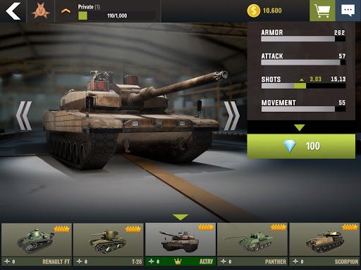 War Machines: Best Free Online War & Military Game 20 تصوير الشاشة