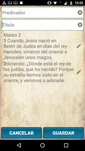 Holy Bible Reina Valera 1960 6 تصوير الشاشة