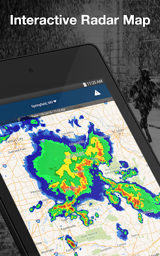 Weather by WeatherBug: Live Radar Map & Forecast screenshot 10