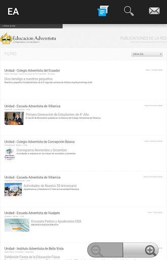 Educación Adventista screenshot 6