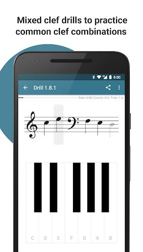 Complete Music Reading Trainer 6 تصوير الشاشة
