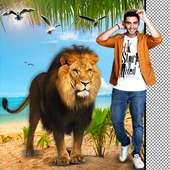 Wild Animal Photo Frames on 9Apps