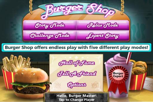 Burger Shop (No Ads) 2 تصوير الشاشة